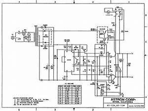 astron rs 35m schematic astron 35m board elsavadorla With 35 ampere power supply