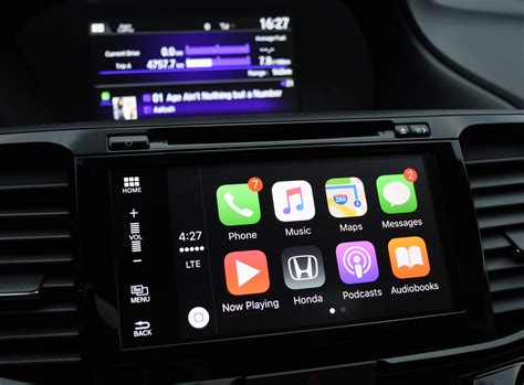 review hondalink embraces carplay  android auto