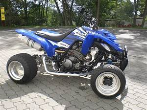 Quad Yamaha Raptor : yamaha raptor 660r quad zu verkaufen top show shine quad ~ Jslefanu.com Haus und Dekorationen