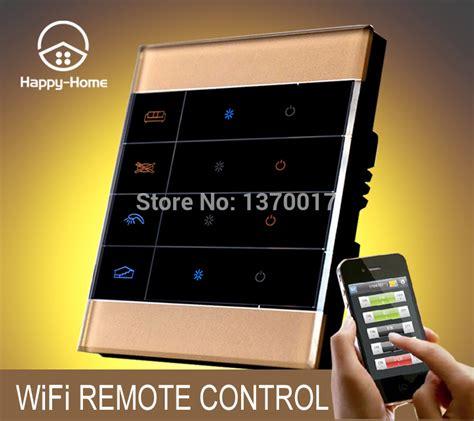 of china wireless remote light switch rs007 china wireless gold glass 1gang mobile wireless remote light Best