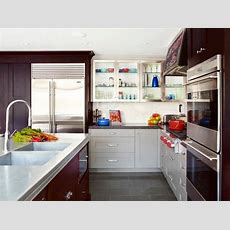 Modern French Bistro  Eclectic  Kitchen  Toronto  By