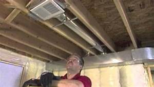 Installing Heating Ducts In Basement