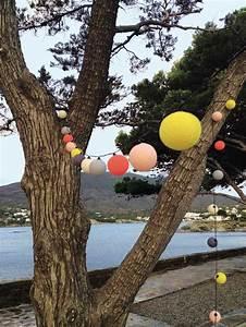 Guirlande Lumineuse Boule Exterieur : best 25 guirlande lumineuse exterieur led ideas on pinterest guirlande exterieur led ~ Dode.kayakingforconservation.com Idées de Décoration