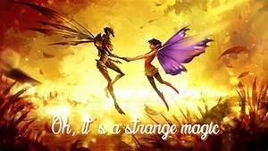 Electric Light Lyrics Strange Magic Strange Magic With Lyrics Youtube