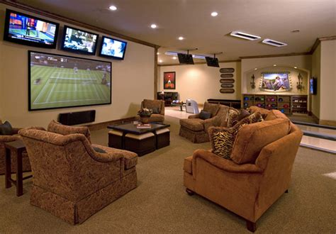 20 Man Cave Design Ideas For Your Ultimate Finished Basement. Ceiling Decorations For Bedroom. Farmhouse Style Decorating Pictures. Small Rooms Ideas. Lowes Decorative Wood Trim. Garden Decorations For Sale. Grey Rug Living Room. Tiffany Blue Living Room Decor. Halloween Decorations Inflatables