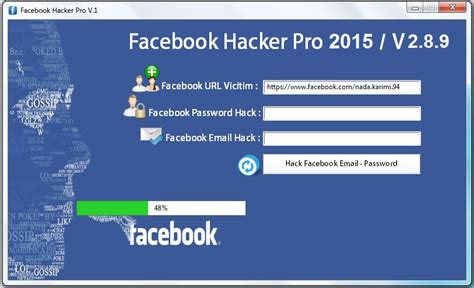 Facebook Hacker Pro Free Download
