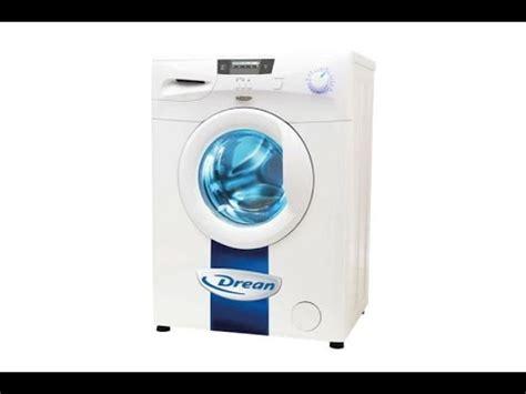 lavarropas drean de carga frontal excellent blue 6 06 g youtube