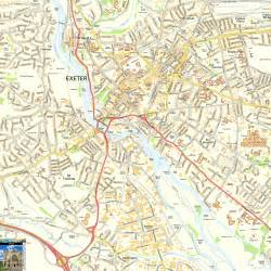 Exeter Map