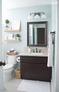 Quick, U0026, Easy, Rustic, Bathroom, Refresh