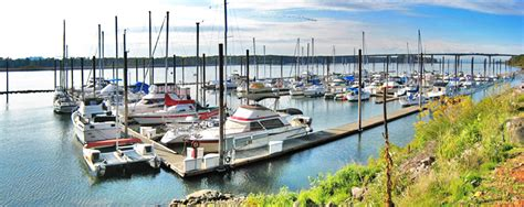 Boat Slip Portland by Boat Moorage Slips Boat Houses Boat Sales Brokerage
