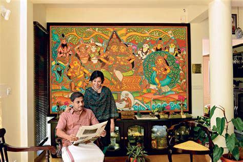frescoes  home society  arts news