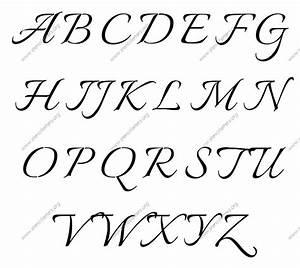 How To Draw Fancy Letters Az Step By Step Fancy Alphabet ...