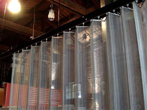 wire mesh belt industrial  architecture decoration
