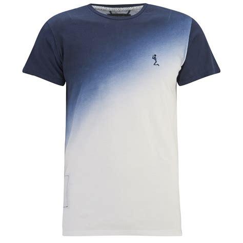 Religion Mens Northern Dip Dye T Shirt White Clothing