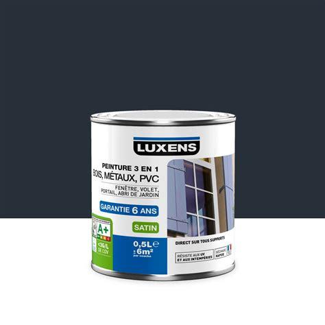 peindre facade cuisine peinture multimatériau extérieur 3 en 1 luxens gris