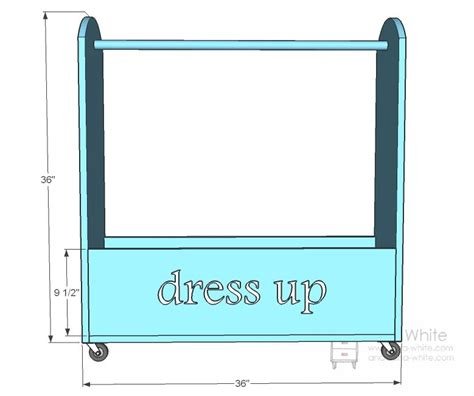 ana white build  craftiness   optionals dress