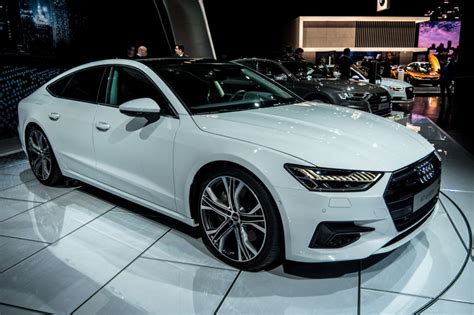 The 2019 Audi A7 Is A Sleeklooking Sportback With Some