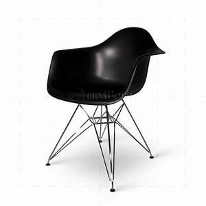 Eames Replica Deutschland : eames style dining dar arm chair black replica ~ Bigdaddyawards.com Haus und Dekorationen