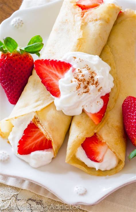 How to Make Crepes.   Sallys Baking Addiction