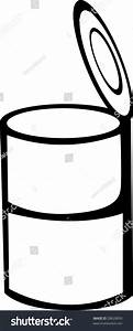 Open Soup Can Stock Illustration 28628830 - Shutterstock