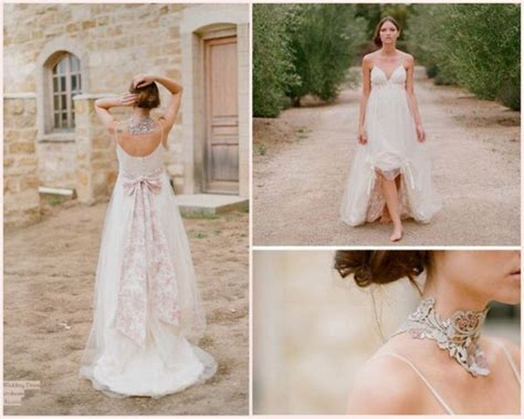 Claire Pettibone French Vintage Inspired Wedding Dresses
