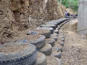 Tire Wall TECH-Nica S A : Green Construction and