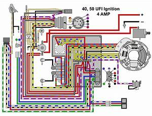 1967 Johnson 40 Wiring Diagram