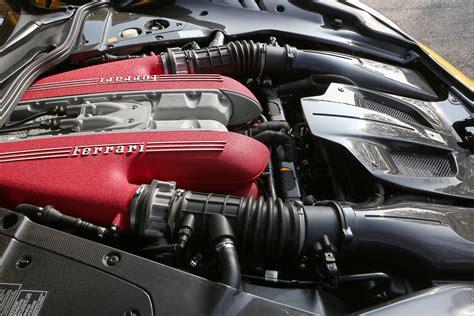 F12 Engine by F12 Succssor Retains V 12 Power No Hybrid Or Turbos