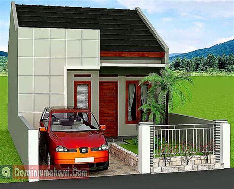 desain rumah mungil minimalis design rumah minimalis
