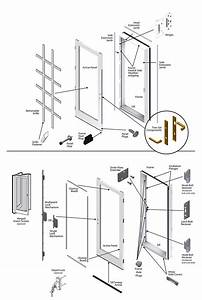 Notable Door Frame Parts Delighful Door Frame Parts Diagram Terminology To Inspiration