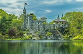 Scenic Central Park, New York. USA wallpapers and images ...