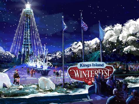 kings island winterfest holiday wcpo themed bring cincinnati oh