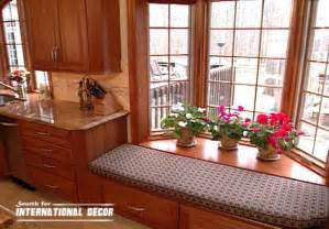 kitchen window design ideas design kitchen with bay window basic tips