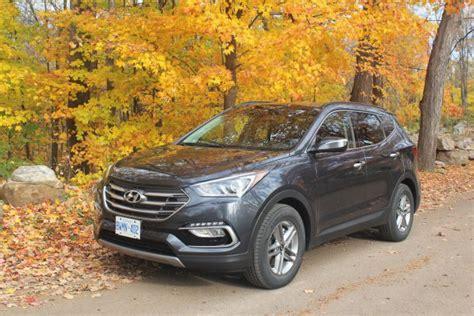 2017 Santa Fe Sport Review by 2017 Hyundai Santa Fe Sport 2 4 Awd Review Stakeout Special