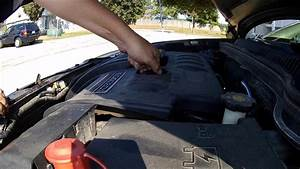 2007 Pontiac G5  Chevy Cobalt Transmission Fluid Change