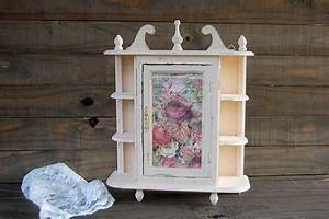 25 best ideas about curio cabinet decor on pinterest With kitchen cabinets lowes with shabby chic wall art decor