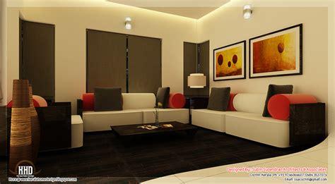 Beautiful home interior designs - Kerala home design and