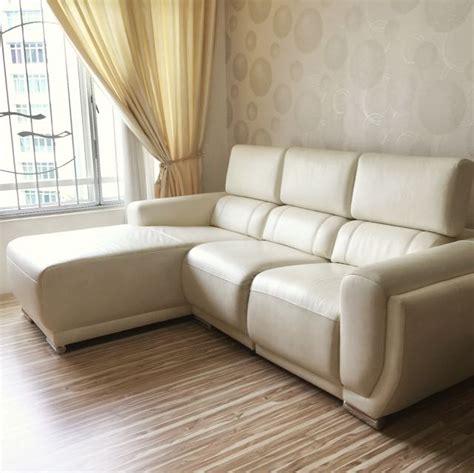 Zolano Sofa Price zolano 3 seater leather sofa furniture on carousell