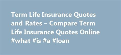 Term Insurance Quotes 17 Best Insurance Quotes On Insurance
