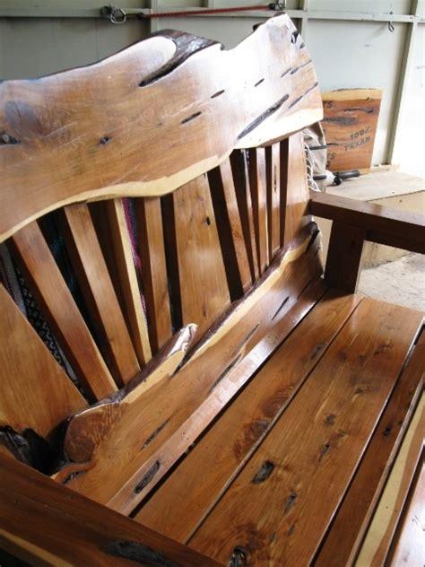 porch swings  handmade  scratch