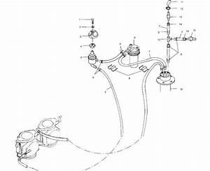 Polaris Sl 750 Fuel System Diagram