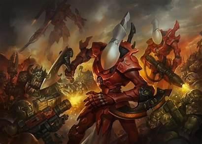 Eldar Warhammer 40k Orks Ghost Wraithguard Saim