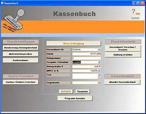 Einnahme überschuss Rechnung Excel Kostenlos : kassenbuch euro software download ~ Themetempest.com Abrechnung
