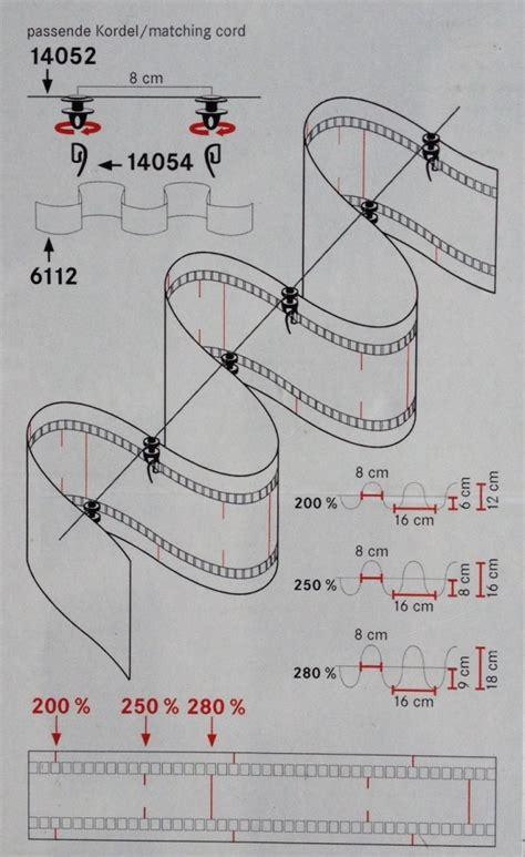 waveband voor gordijnen newwave geleiderkoord 14052 voor band 6112 waveband