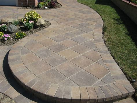patio designs paver patterns the top 5 patio pavers design ideas install it direct