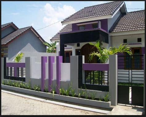pagar rumah  unik klikbuzz