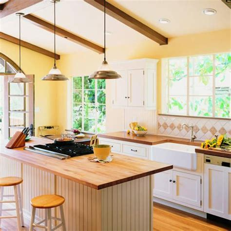 bright kitchen ideas airy and bright kitchen makeover