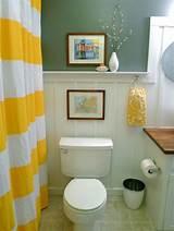 Light colors will make a small bathroom look bigger. 30 Beautiful Small Bathroom Decorating Ideas