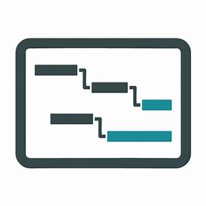 Project management - Vector stencils library | Design ...