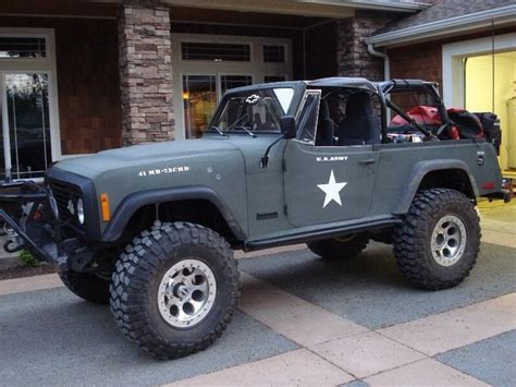 120 Best Jeepster Commando Images On Pinterest